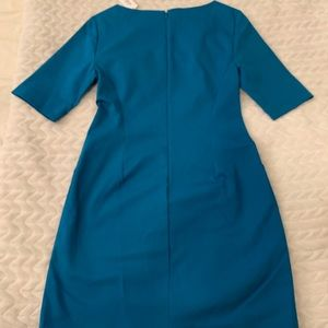 Size 2 Kate Spade Blue Shift Dress
